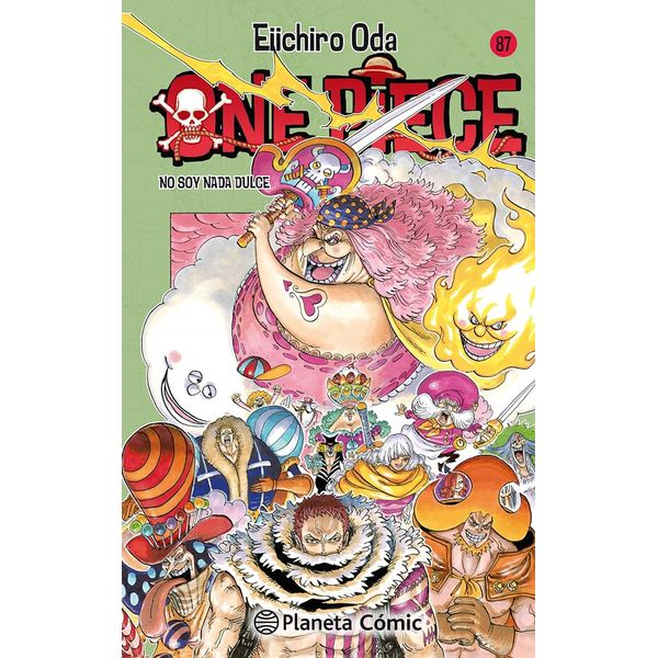 One Piece #87 Manga Oficial Planeta Comic