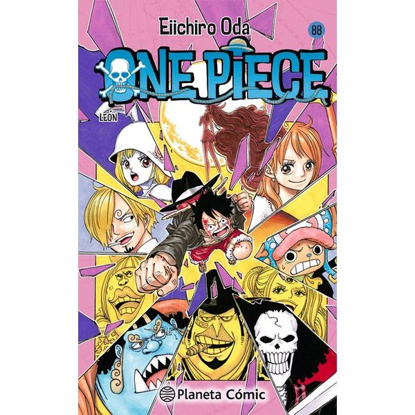 One Piece #88 Manga Oficial Planeta Comic (Spanish)