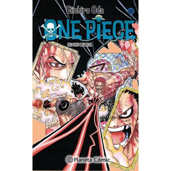 One Piece #89 Manga Oficial Planeta Comic