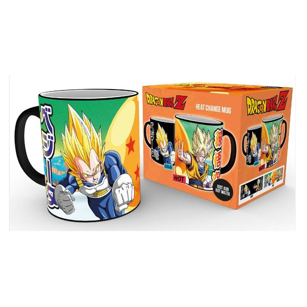 Taza Térmica Saiyans Dragon Ball Z