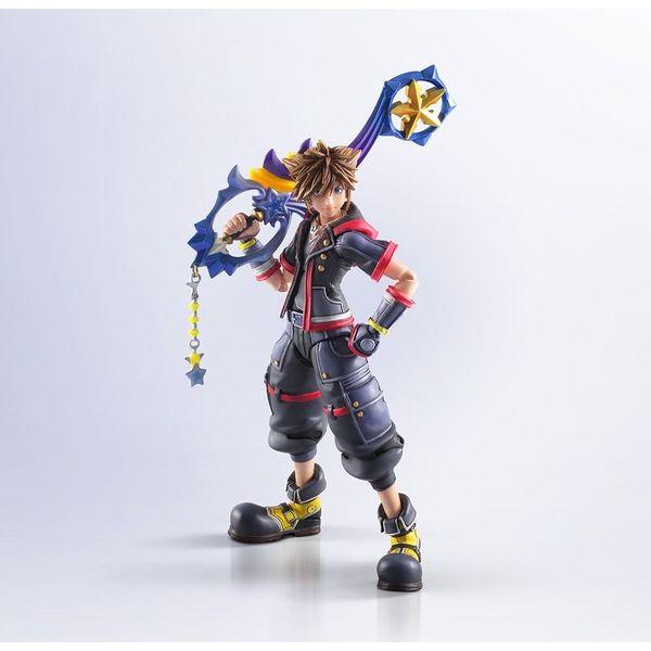 Sora Bring Arts Figure Kingdom Hearts III