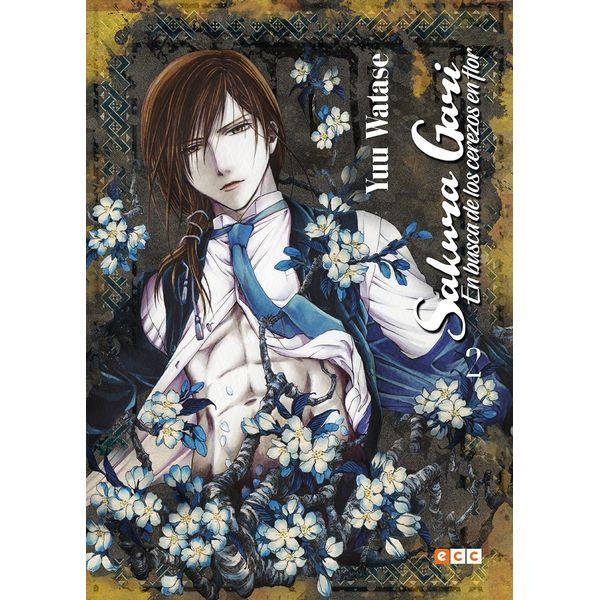 Sakura Gari: En busca de los cerezos en flor #02 (spanish) Manga Oficial ECC Ediciones
