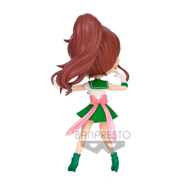 Figura Super Sailor Jupiter Sailor Moon Eternal The Movie Q Posket