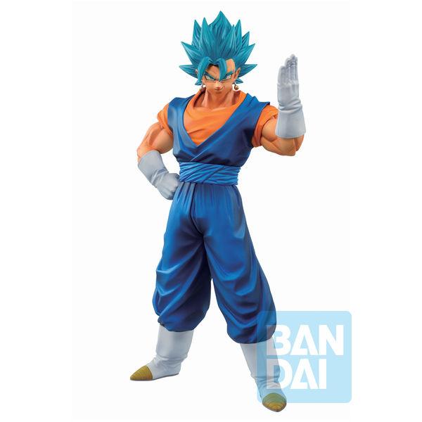 Vegetto SSGSS Figure Dragon Ball Super Dragon Ball Heroes 3rd Mission Ichibansho