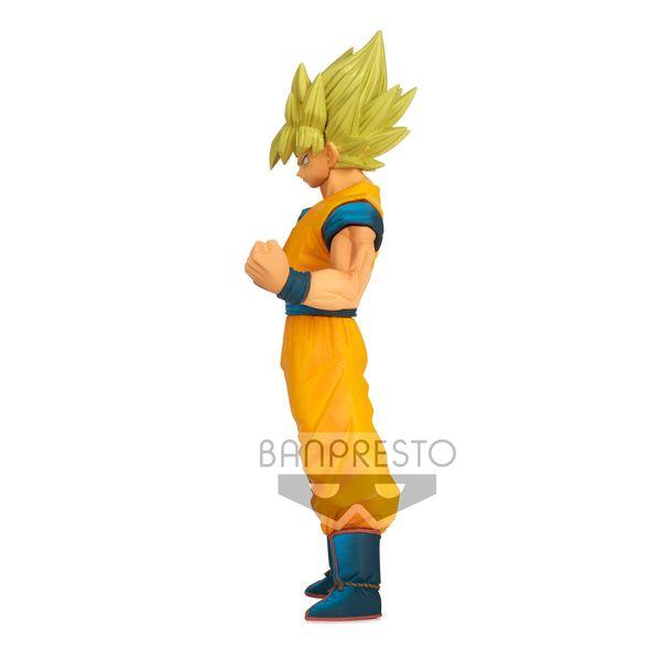 Son Goku SSJ Figure Dragon Ball Z Burning Fighters Vol 2