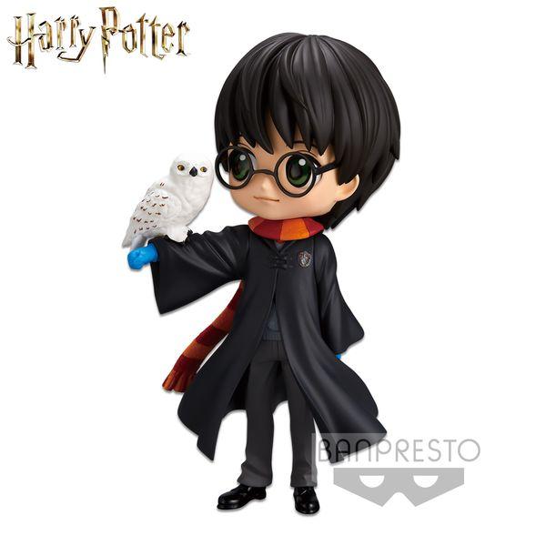 Harry Potter & Hedwig Figure Harry Potter Q Posket