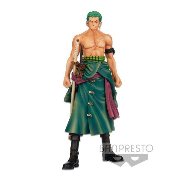 Roronoa Zoro Figure One Piece Chronicle Master Stars Piece