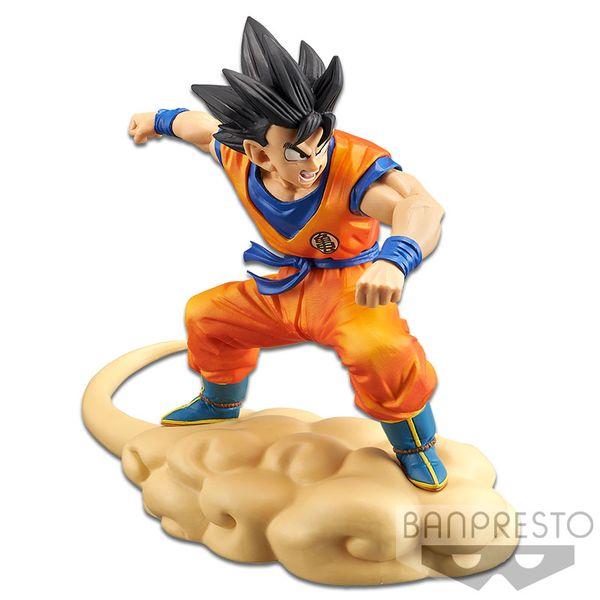Son Goku Figure Nube Kinton Dragon Ball Z