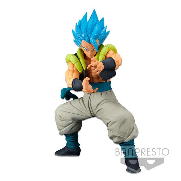 Figura Gogeta SSGSS Dragon Ball Super BWFC Super Master Stars Piece The Original