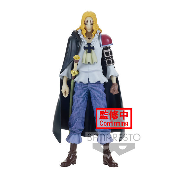 Figura Basil Hawkins One Piece The Grandline Men Wanokuni Vol 16