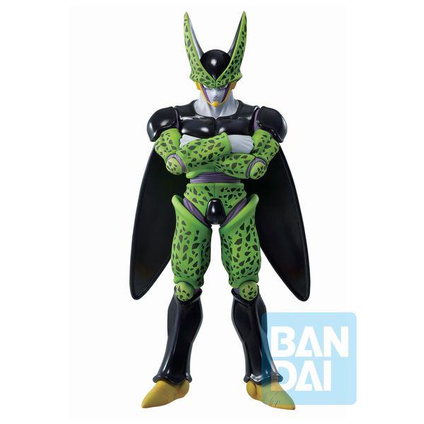 Perfect Cell Figure Dragon Ball Z VS Omnibus Super Ichibansho