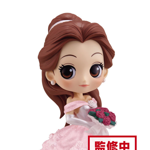 Figure Bella vol 1 Beauty And The Beast Disney Q Posket Dreamy Style Glitter
