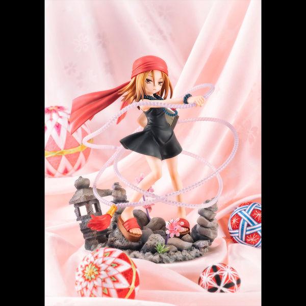 Figura Anna Kyouyama Shaman King Lucrea