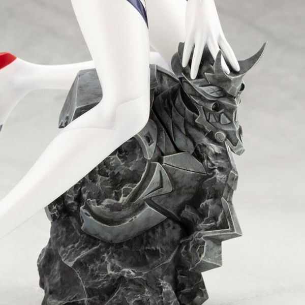 Figura Asuka Shikinami Langley White Plugsuit Version Evangelion 3.0 + 1.0 Thrice Upon a Time