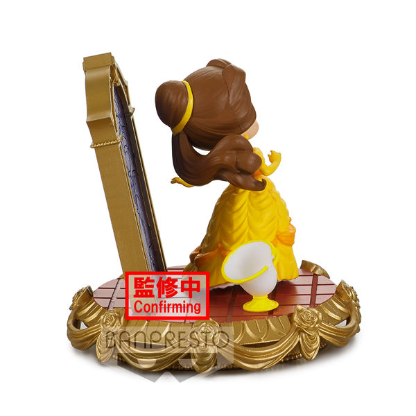 Figura Bella La Bella Y La Bestia Disney Q Posket Stories