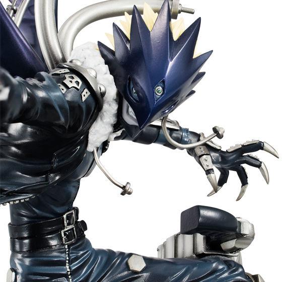 Figura Beelzebumon & Impmon Digimon G.E.M.
