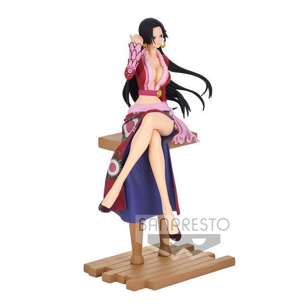 Boa Hancock Figure One Piece Grandline Journey
