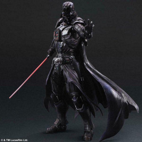 Figura Darth Vader Star Wars Variant Play Arts Kai