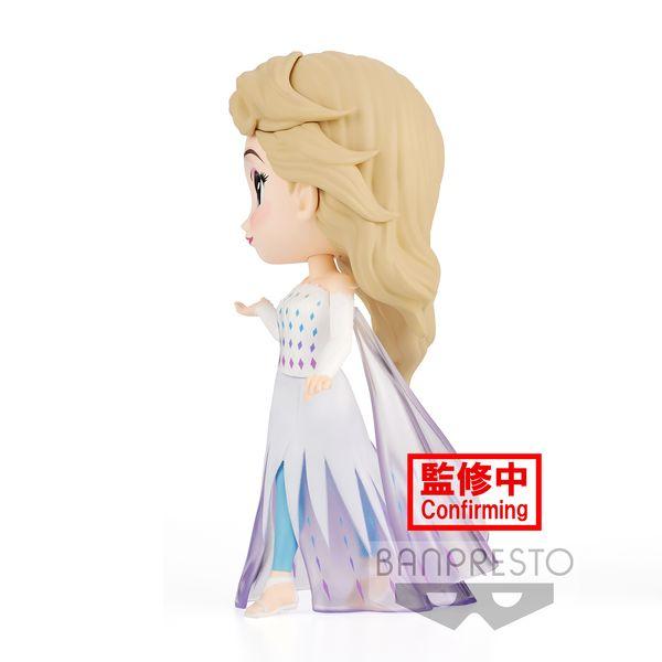 Figura Elsa Frozen 2 Disney Q Posket