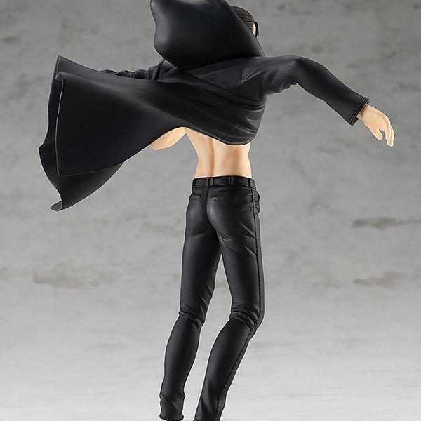 Figura Eren Yeager Ataque A Los Titanes Pop Up Parade