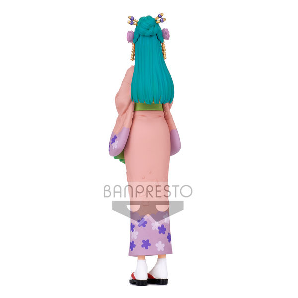Hiyori Kozuki Figure One Piece The Grandline Lady Wanokuni Vol 4