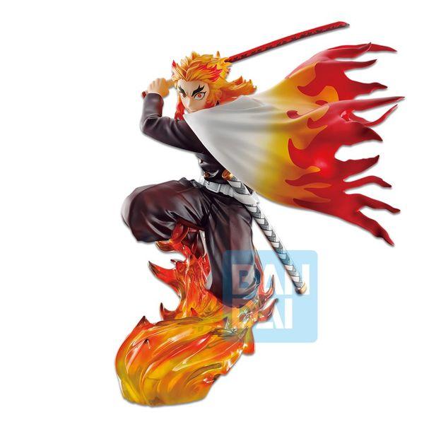 Kyojuro Rengoku Figure Kimetsu No Yaiba The Fourth Ichibansho