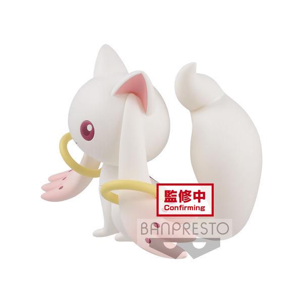 Figura Kyubey Puella Magi Madoka Magica 10th Anniversary Fluffy Puffy