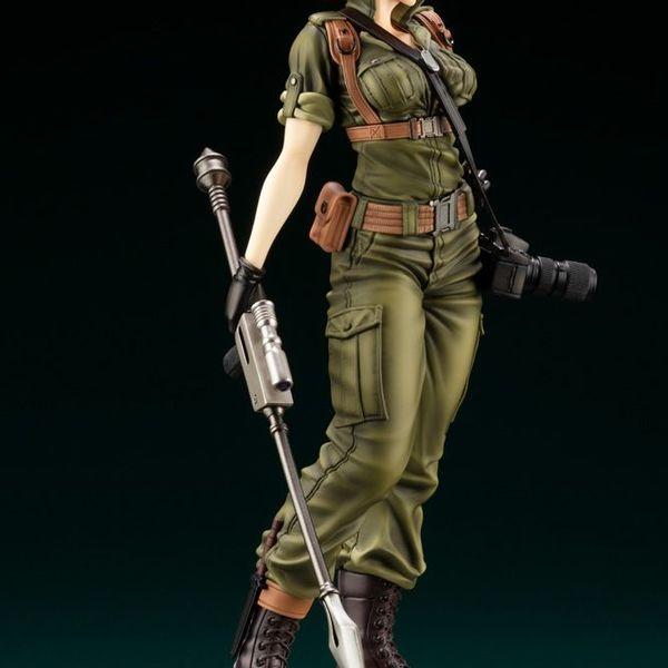 Lady Jaye Figure GI Joe Bishoujo
