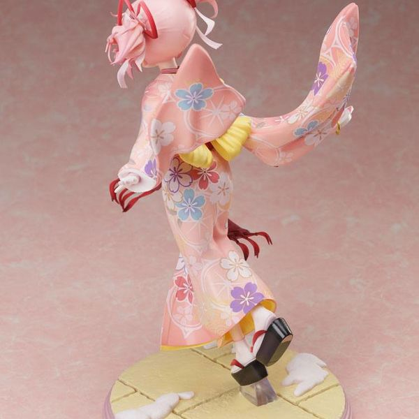 Figura Madoka Kaname Kimono Version Puella Magi Madoka Magica Side Story Magia Record F Nex