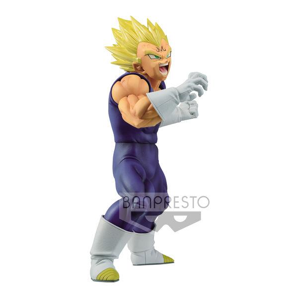 Figura Majin Vegeta SSJ Dragon Ball Z Maximatic