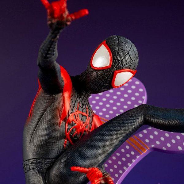 Miles Morales Hero Suit Ver Figure Spider-Man A New Universe ARTFX +