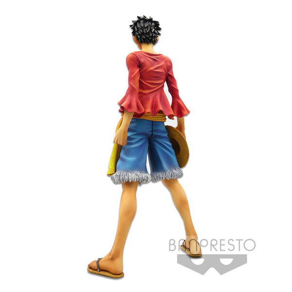 Monkey D Luffy Figure One Piece Chronicle Master Stars Piece