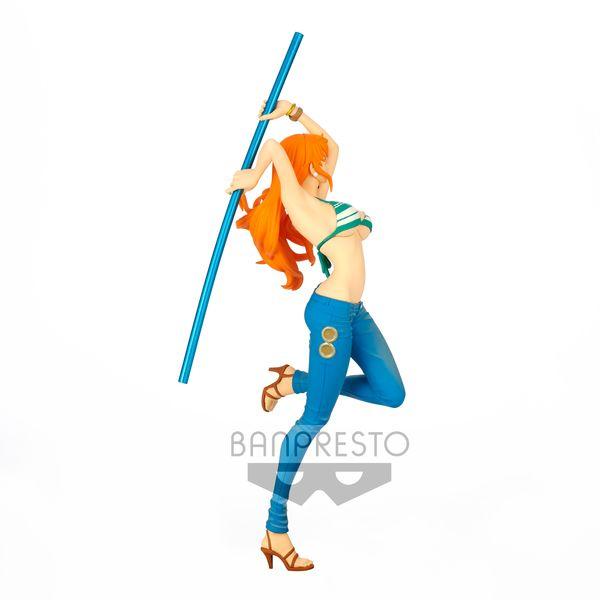 Figura Nami One Piece Lady Fight!!!