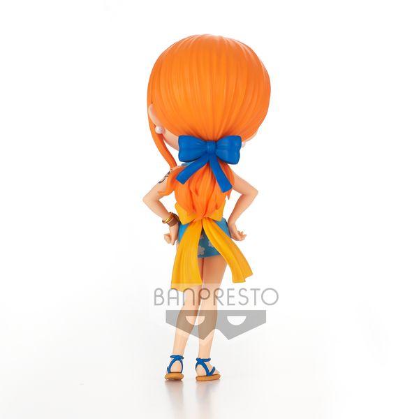 Nami One Piece Figure Q Posket