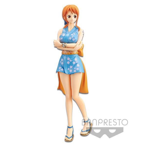 Figura Nami One Piece The GrandLine Lady Wanokuni Vol 1