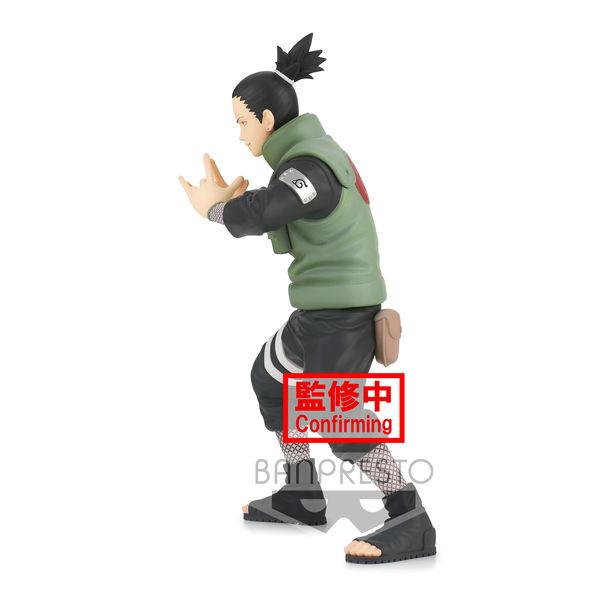 Figura Nara Shikamaru Naruto Shippuden Vibration Stars