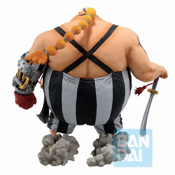 Queen Figure One Piece The Fierce Men Who Gathered At The Dragon Ichibansho