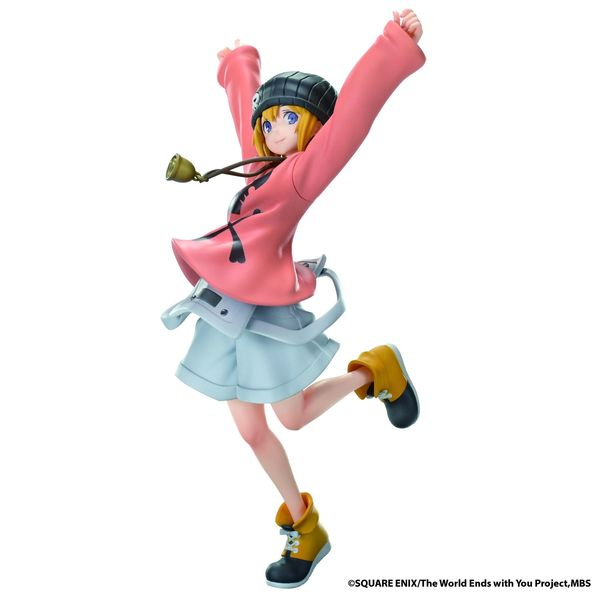 Rhyme Figure The World Ends with You The Animation