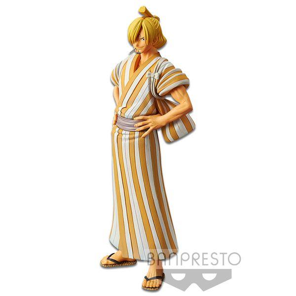 Figura Sanji One Piece DXF The Grandline Men Wanokuni Vol 5