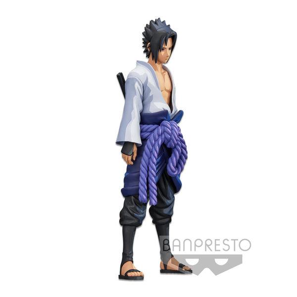 Sasuke Uchiha Grandista Manga Dimensions Figure Naruto Shippuden
