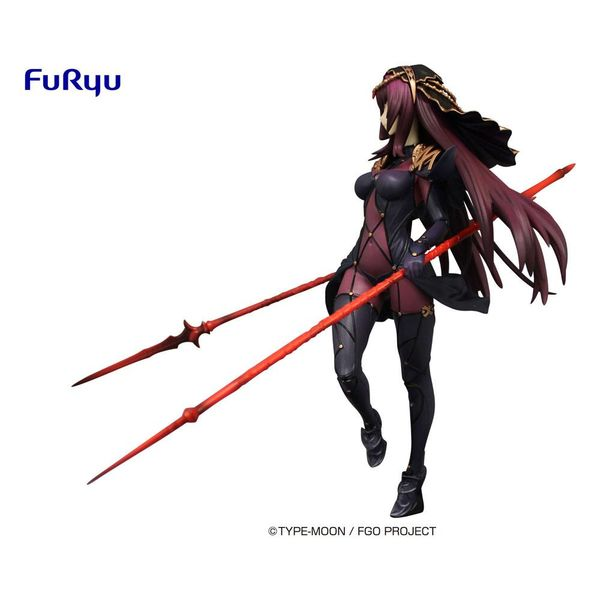 Figura Servant Lancer Scathach Third Ascension Fate Grand Order SSS