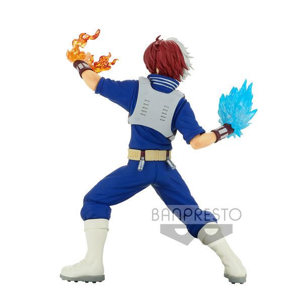 Shoto Todoroki Figure My Hero Academia Amazing Heroes Vol 15
