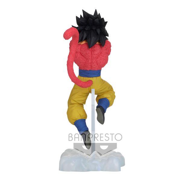Son Goku SSJ4 Figure Dragon Ball GT Tag Fighters