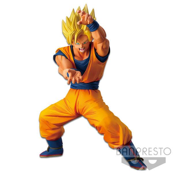 Figura Son Goku SSJ Dragon Ball Super Chosenshiretsuden Vol 1