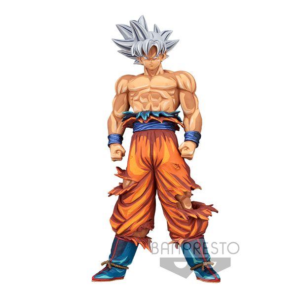 Figura Son Goku Ultra Instinct Manga Dimensions Dragon Ball Super Grandista