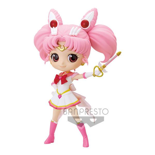 Figura Super Sailor Chibi Moon Kaleidoscope Ver Pretty Guardian Sailor Moon Eternal the Movie Q Posket