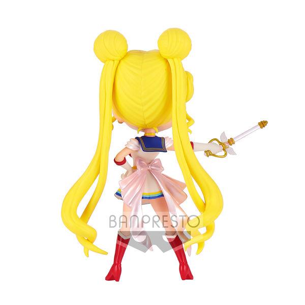 Figura Super Sailor Moon Kaleidoscope Ver Pretty Guardian Sailor Moon Eternal the Movie Q posket