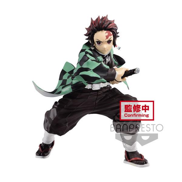 Figura Tanjiro Kamado Kimetsu No Yaiba Maximatic