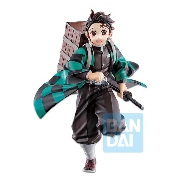 Figura Tanjiro Kamado Kimetsu No Yaiba The Fourth Ichibansho