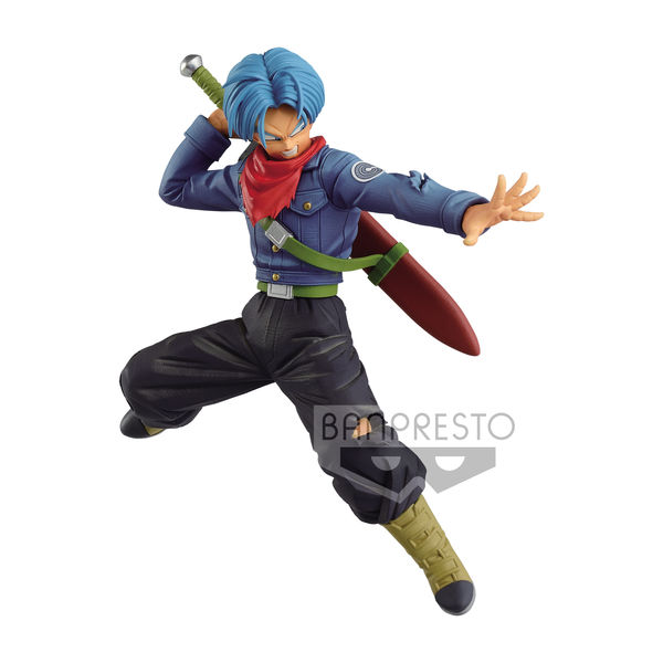 Trunks Figure Dragon Ball Super Chosenshiretsuden II Vol 7